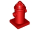 Part No: 6414  Name: Duplo Fire Hydrant
