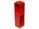 Part No: 6462  Name: Duplo Building Wall 2 x 2 x 6 with Drawer Slots on Two Sides