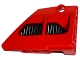 Lot ID: 140937963  Part No: 64680pb001  Name: Technic, Panel Fairing #14 Large Short Smooth, Side B with 2 Air Intakes Pattern (Sticker) - Set 8070