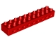 Part No: 6515  Name: Duplo Technic Brick 2 x 10 with 9 holes
