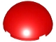 Part No: 86500  Name: Cylinder Hemisphere 4 x 4