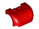 Part No: 93587  Name: Vehicle, Mudguard 3 x 4 x 1 2/3 Curved