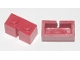 Part No: bslot01  Name: Brick 1 x 2 without Bottom Tube, Slotted (with 1 slot)