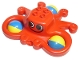 Part No: x1146c01  Name: Duplo Rattle Octopus