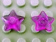 Part No: clikits013u  Name: Clikits Icon, Star 2 x 2 Small with Pin - (Undetermined Version)