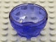 Part No: 24130  Name: Container, Faceted, 4 x 4 x 1 2/3, Dragon Egg Bottom