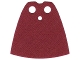 Part No: 522  Name: Minifig, Cape Cloth, Standard - Traditional Starched Fabric - Height 4 cm