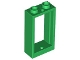 Part No: 60593  Name: Window 1 x 2 x 3 Flat Front