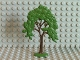 Part No: FTElm  Name: Plant, Tree Flat Elm painted with solid base