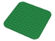 Lot ID: 169052925  Part No: bp02a  Name: Baseplate 14 x 14 Rounded Corners
