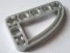 Part No: 32250  Name: Technic, Liftarm 3 x 5 L-Shape with Quarter Ellipse Thin