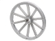 Part No: 33211  Name: Wheel Wagon Huge (43mm D.)