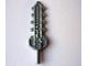Part No: 55237i  Name: Minifig, Weapon Bionicle Mini Weapon (Piraka Thok in 8894)