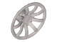 Part No: 62701  Name: Wheel Cover 9 Spoke - 24mm D. - for Wheel 55982