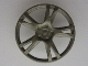 Part No: 85969  Name: Wheel Cover 5 Spoke Thick - for Wheel 56145