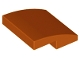 Part No: 15068  Name: Slope, Curved 2 x 2 No Studs