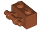 Part No: 30236  Name: Brick, Modified 1 x 2 with Handle