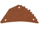 Part No: 86297  Name: Cloth Sail Triangular with Tattered Edge (Ewok Glider Wing)