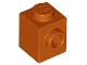 Lot ID: 174800137  Part No: 87087  Name: Brick, Modified 1 x 1 with Stud on 1 Side
