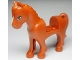 Part No: 93083c01pb01  Name: Horse with 2 x 2 Cutout, Blue Eyes and White Blaze Pattern