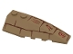 Part No: 41747pb038  Name: Wedge 6 x 2 Right with Bricks and Hieroglyphs Pattern