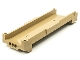 Part No: 42942  Name: Track System, Ramp Track 16 x 8 x 6