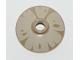 Part No: 4740pb009  Name: Dish 2 x 2 Inverted (Radar) with Mushroom Tan Pattern