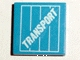 Part No: 3068bpb0054  Name: Tile 2 x 2 with Transport Text on Crate Pattern