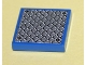 Part No: 3068bpb0592  Name: Tile 2 x 2 with Tread Plate and 4 Rivets Pattern (Sticker) - Set 7723