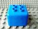 Part No: 31007  Name: Primo Brick 1 x 1, Four Duplo Studs on Top