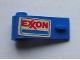Part No: 3822pb009  Name: Door 1 x 3 x 1 Left with Exxon logo Pattern (Sticker) - Set 6679-2