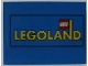 Part No: 4515pb019  Name: Slope 10 6 x 8 with Legoland Pattern (Sticker) - Set 3432