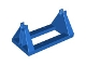 Part No: 51558  Name: Duplo, Train Tipper Holder 4 x 8 (Skip Holder)