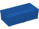 Part No: 61896  Name: Duplo Container Box 2 x 4 (Horse Trough New Style)