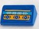Part No: 85984pb134  Name: Slope 30 1 x 2 x 2/3 with SW Gungan Sub Controls Pattern (Sticker) - Set 9499