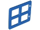 Part No: 90265  Name: Duplo Door / Window with Four (same size) Panes Square Corners