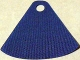 Part No: 97489  Name: Minifigure, Cape Cloth, Round Bottom and Top Hole