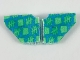 Part No: x5pb02  Name: Scala, Clothes Baby Shirt with Green Squares and Lines Pattern