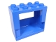 Part No: x978  Name: Duplo Door Frame 2 x 4 x 3 for Half Door