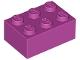 Part No: 3002  Name: Brick 2 x 3