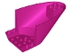 Part No: 87616  Name: Aircraft Fuselage Curved Aft Section 6 x 10 Bottom