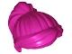 Lot ID: 166122161  Part No: 87990  Name: Minifigure, Hair Female Ponytail and Swept Sideways Fringe