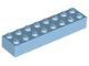 Part No: 3007  Name: Brick 2 x 8