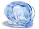 Part No: 30214  Name: Minifigure, Headgear Helmet Round Bubble