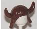 Part No: 30113  Name: Minifigure, Headgear Headdress Indian Buffalo Horned