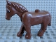 Part No: horse02c01pb03  Name: Duplo Horse with One Stud and Moveable Head, Eyes Pattern