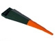 Part No: 61406pb04  Name: Plate, Modified 1 x 2 with Angular Extension and Flexible Orange Tip