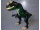 Part No: TRex01  Name: Dinosaur, Mutant Tyrannosaurus rex with Light-Up Eyes