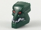 Part No: x1816px1  Name: Minifigure, Head Modified Bionicle Piraka Zaktan with Eyes and Teeth Pattern