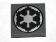 Part No: 3068bpb0475  Name: Tile 2 x 2 with SW Imperial Logo Pattern